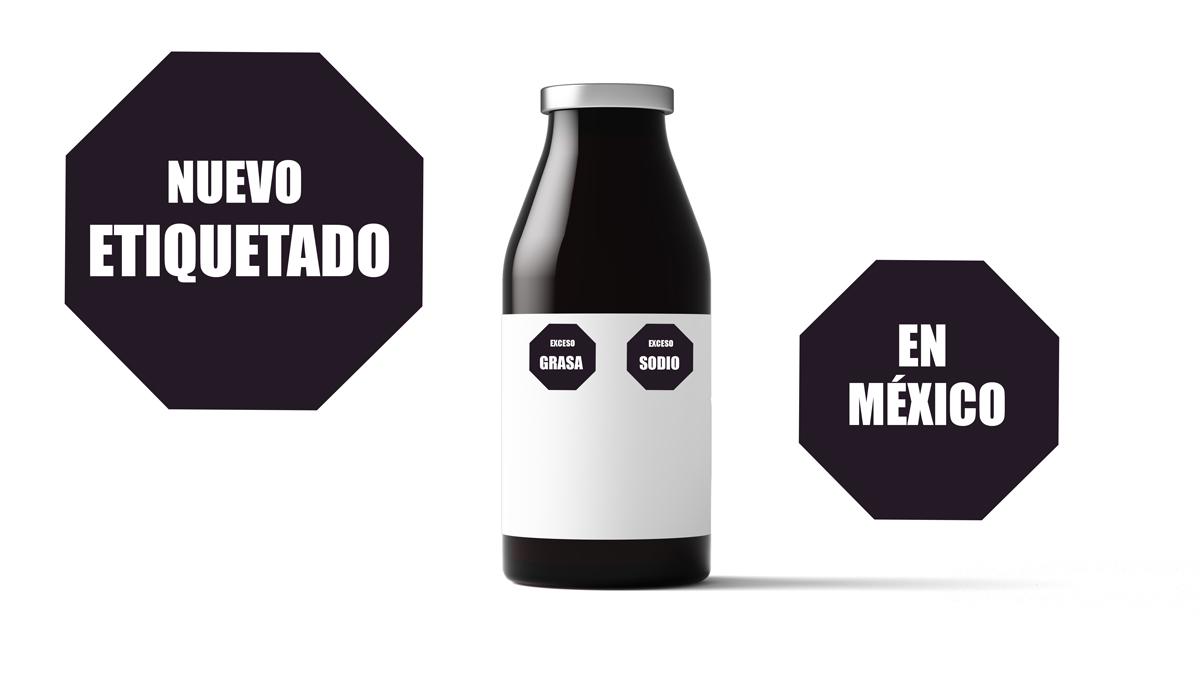 Nuevo etiquetado en México