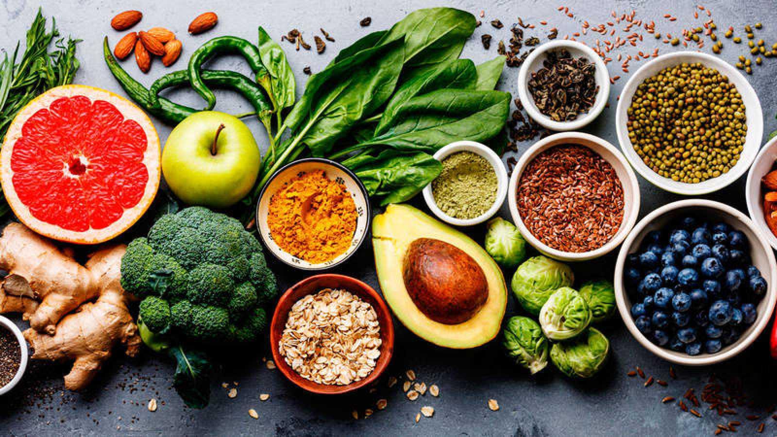 Consumo de fibra en tu dieta